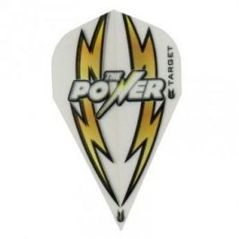 Target – darts Letky PHIL TAYLOR - The Power Vapor White Gold 34330020
