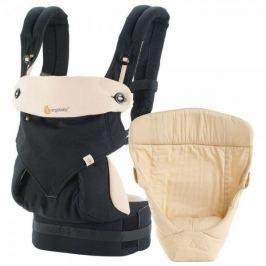 Ergobaby Set Bundle 360 Black/Camel 0-1J