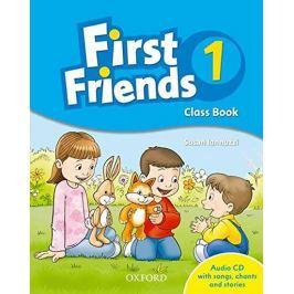 Iannuzzi Susan: First Friends 1: Class Book + CD Pack