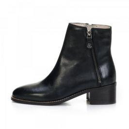 Marc O´Polo dámská kotníčková obuv 36 černá
