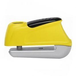 Abus zámek na kotoučovou brzdu s alarmem  350 Trigger Alarm Yellow