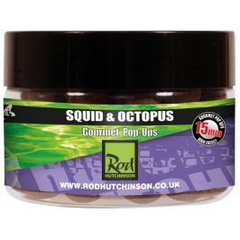 ROD HUTCHINSON Pop Ups Squid Octopus With Amino Blend Swan Mussell 20 mm