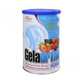 Orling Geladrink Forte nápoj 420 g (Příchuť Meloun)