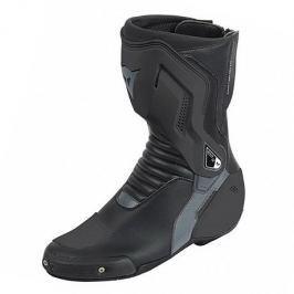 Dainese boty NEXUS vel.39 černá/antracit, kůže/textil (pár)