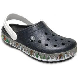 Crocs Crocband Holiday Clog Black 37,5