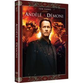 Andělé a démoni (knižní edice)   - DVD