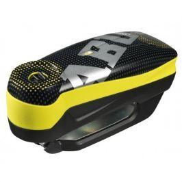 Abus zámek na kotoučovou brzdu s alarmem  Detecto 7000 RS1 Pixel yellow