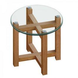 Design Scandinavia Konferenční / noční stolek Amelie, 50 cm