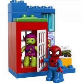 LEGO DUPLO® 10608 Spidermanovo dobrodružství s pavoučím náklaďákem