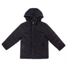 Primigi chlapecká bunda 98 tmavě šedá