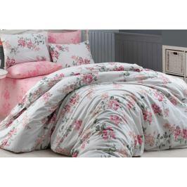 Homeville Povlečení bavlna Monica se dvěma povlaky na polštář 140x200 / 70x90 + 50x70