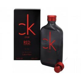 Calvin Klein CK One Red Edition For Him - EDT 100 ml