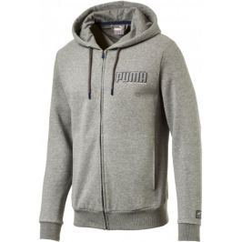 Puma STYLE Athletics FZ Hoody FL Medium Gray S