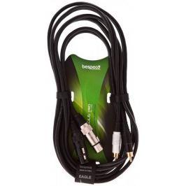 Bespeco EAY2F2R500 Propojovací kabel