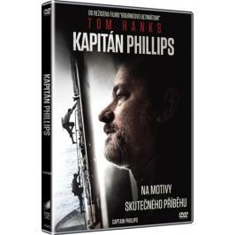 Kapitán Phillips   - DVD