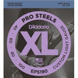 Daddario EPS190 Struny pro baskytaru