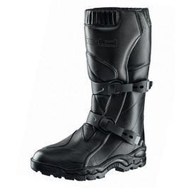Held boty enduro SHIROC vel.42 černá, kůže, Miracle-Tex (pár)