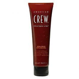 American Crew Silně tužící gel na vlasy s leskem (Firm Hold Styling Gel) 250 ml