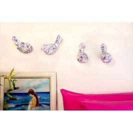 Walplus Nástěnná závěsná dekorace, ptáci