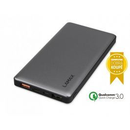 LAMAX Powerbanka 10000 mAh Quick Charge LM10000
