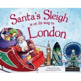 James Eric: Santa´s Sleigh Is On Its Way To London