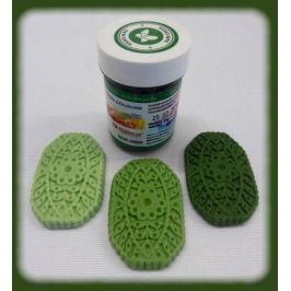 Food Colours Gelová barva (Dark Green) tmavě zelená 35 g