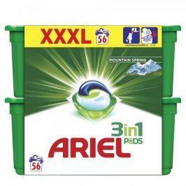 Ariel Mountain Spring 3v1 gelové kapsle 56 ks