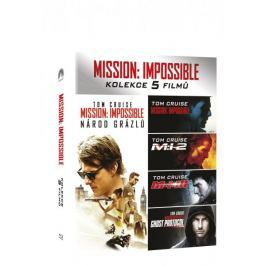 Mission: Impossible kolekce 1-5 BD   - Blu-ray