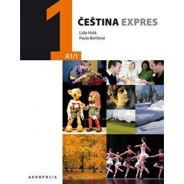 Holá Lída, Bořilová Pavla: Čeština expres 1 (A1/1) anglická + CD