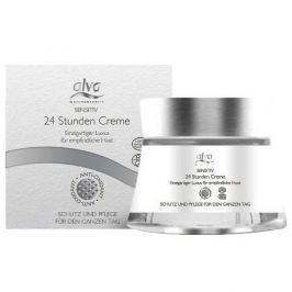 Alva 24hodinový pleťový krém pro citlivou pleť Sensitiv (Objem 30 ml)
