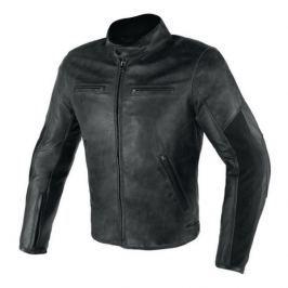Dainese bunda STRIPES D1 vel.48 černá, kůže