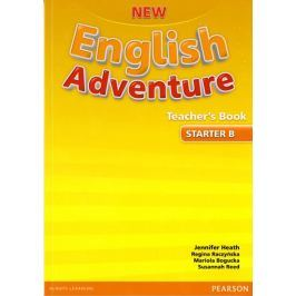 Heath Jennifer: New English Adventure GL Starter B TB