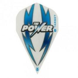 Target – darts Letky PHIL TAYLOR - The Power Vapor White Blue 34330040