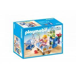 Playmobil 6660 Nemocniční pokoj s dětskou postýlkou