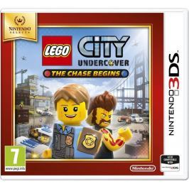 Nintendo 3DS LEGO City Undercover: The Chase Begins Select
