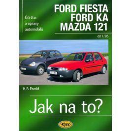 Etzold Hans-Rudiger Dr.: Ford Fiesta 1/96-2002, Ford KA od 11/96, Mazda 121 - Jak na to? - 52.