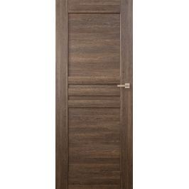 VASCO DOORS Interiérové dveře MADERA plné, model 3, Ořech, C