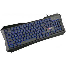 C-Tech Nereus (GKB-13), CZ/SK, 3 barvy podsvícení, USB - II. jakost