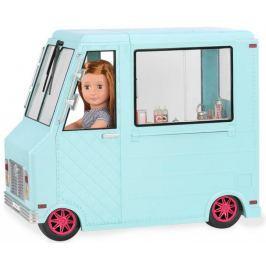 Our Generation Pojízdný obchod se zmrzlinou
