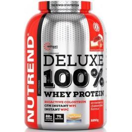 Nutrend Deluxe Whey 2250 g Strawberry Cheesecake