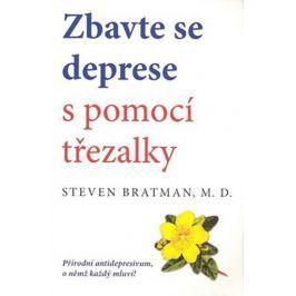 Bratman Steven: Zbavte se deprese s pomocí třezalky