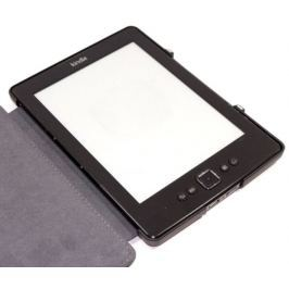 C-Tech PROTECT pouzdro pro Amazon Kindle 6 TOUCH, WAKE/SLEEP, hardcover, AKC-10R, červené