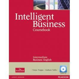 Trappe Tonya: Intelligent Business Intermediate Coursebook/CD Pack
