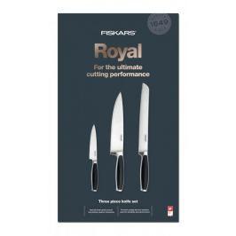 Fiskars Set tří nožů Royal 1016464