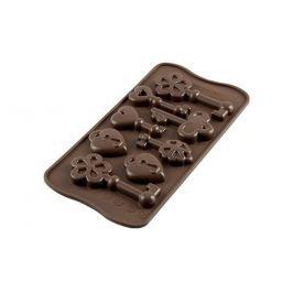 Silikomart Silikonová forma na čokoládu klíče