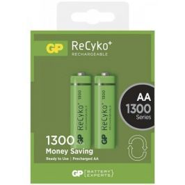 GP Nabíjecí baterie GP ReCyko+ 1300 (AA), 2 ks