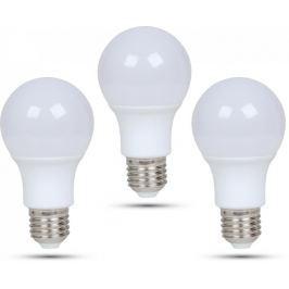 Retlux A60 E27 žárovka 7W teplá bílá, 3 ks