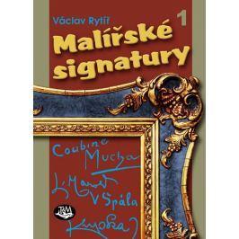 Rytíř Václav: Malířské signatury 1