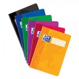 Sešit bezdřevý Oxford 460 - A4 čistý, 60 listů, mix barev