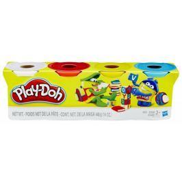Play-Doh Balení 4 tub - více druhů